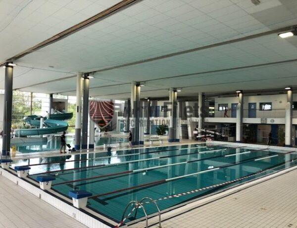 piscine renovation travaux complexe nord ahm filets
